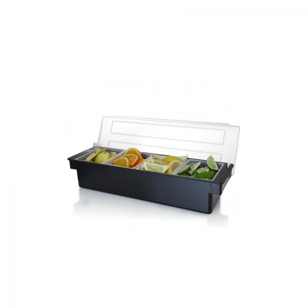 Condiment Holder 4 Compartments