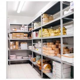 Aluminium shelf (S)