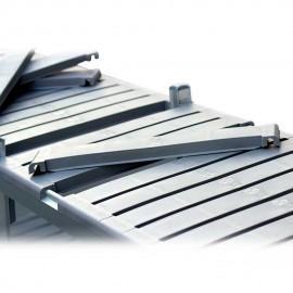 Aluminium Shelf (L)