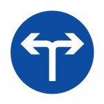 Compulsory Turn Left or Right