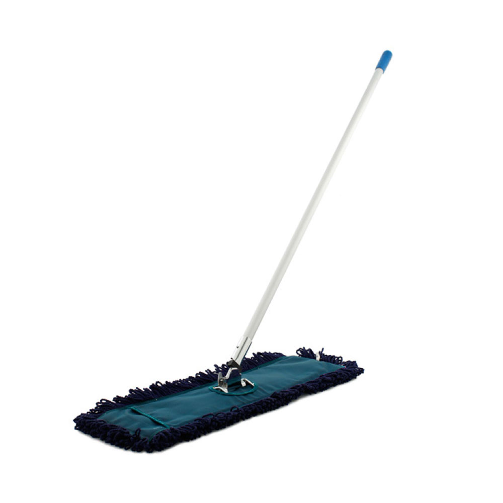 Fiber Dust Mop Set 125 cm