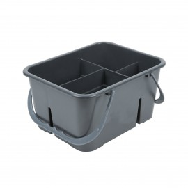 4 Pockets Buckets Squeegee 15L