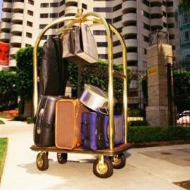 Luggage Trolley 2