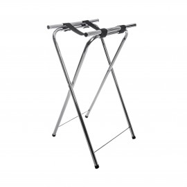 Stainless Luggage Stand