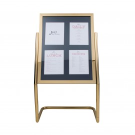 Lobby Sign Stand