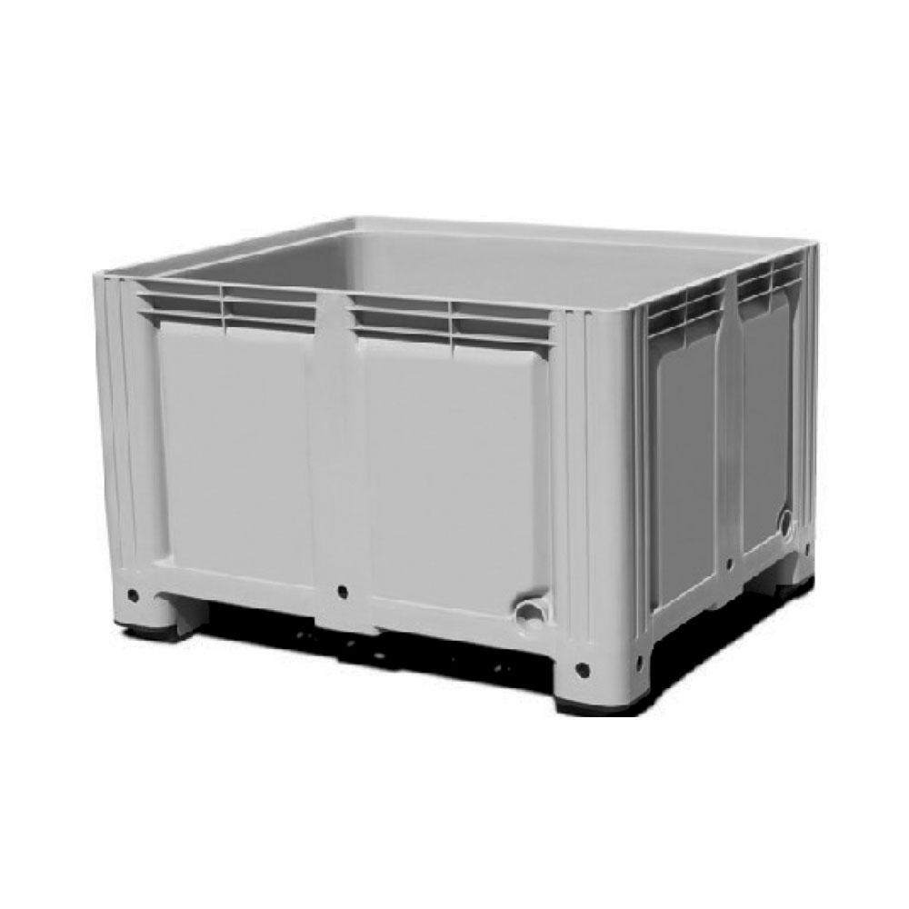 Closed Storage Container